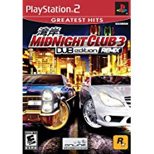 PS2: MIDNIGHT CLUB 3 DUB EDITION REMIX (COMPLETE)